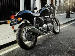 2011 Triumph Thruxton 900