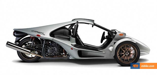 Campagna T Rex 14rr 197 Hp Trike From Montreal Motorcycle News