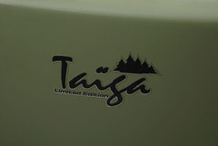 2010 Ural Taiga 2WD Limited Edition