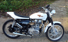 Photo of a 2011 Royal Enfield Fury