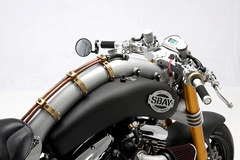 2011 Sbay Flying 1800 Cafe Racer