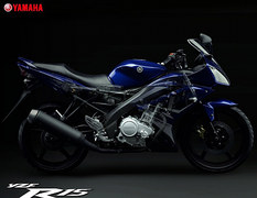 Photo of a 2011 Yamaha YZF-R15
