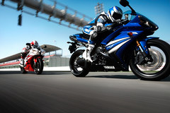 Photo of a 2011 Yamaha YZF-R1