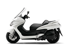 2011 Yamaha Majesty 400