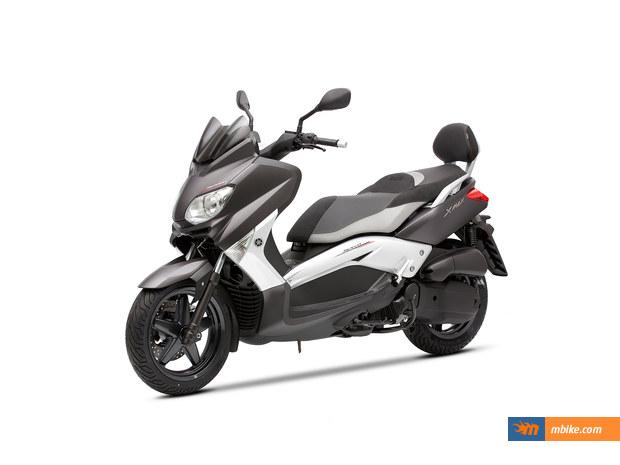 2011 Yamaha X-MAX 125 Sports
