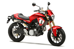 Photo of a 2011 Derbi Mulhacen 659 Angel Nieto Limited Edition