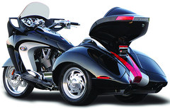 Photo of a 2011 Victory Vision Trike