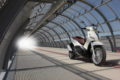 Photo of a 2011 Piaggio Beverly 125