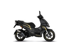 2011 Gilera Runner SP 50 (Black Soul)