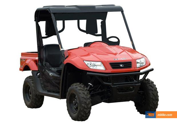 2011 Kymco UXV 500