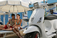 Photo of a 2011 Vespa S 125