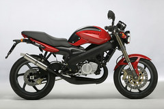 Photo of a 2010 Cagiva Raptor 125