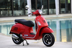 Photo of a 2011 Vespa GTS Super 125