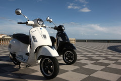 Photo of a 2011 Vespa GTS Super 300