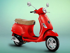 Photo of a 2011 Vespa LX 125
