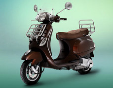 2011 Vespa LX 150 Touring