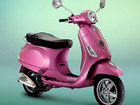 2011 Vespa LX Rosa Chic 50 2T