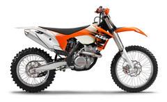 2011 KTM 350 XC-F