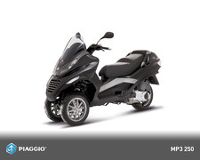 Photo of a 2011 Piaggio MP3 250