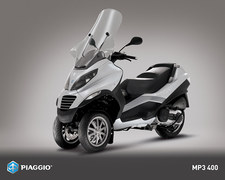 Photo of a 2011 Piaggio MP3 400