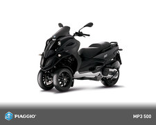 Photo of a 2011 Piaggio MP3 500