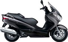 2011 Suzuki AN 125