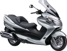 Photo of a 2011 Suzuki AN 400