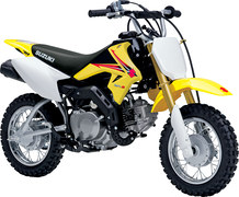 Photo of a 2011 Suzuki DR-Z 70