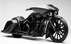 Photo of a 2010 Honda Stateline Slammer Bagger Concept