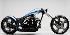 Photo of a 2010 Honda Fury Furious Hardtail Chopper Concept