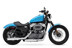Photo of a 2011 Harley-Davidson XL1200N Sportster Nightster