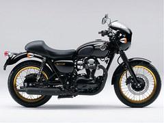 2011 Kawasaki W800 Cafe Style