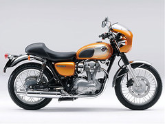 Photo of a 2011 Kawasaki W800 Cafe Style