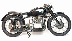 Photo of a 1939 BMW R51 RS