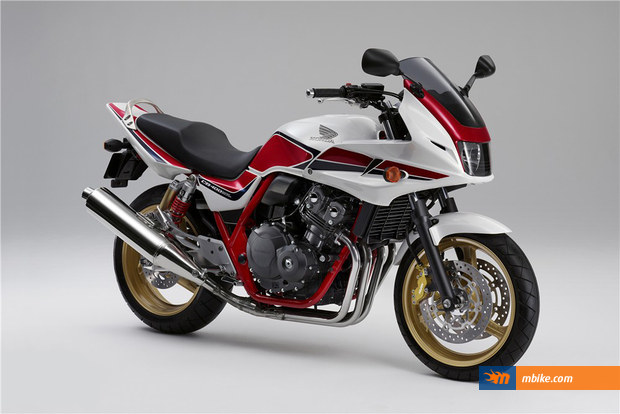 Honda CB400 Super Four Bol d'Or SE