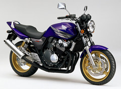 2011 Honda CB 400 Super Four