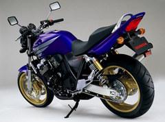 2011 Honda CB 400 Super Four