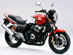 Photo of a 2011 Honda CB 400 Super Four