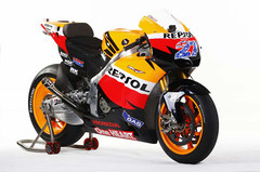Photo of a 2011 Honda RC212V