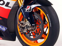 2011 Honda RC212V