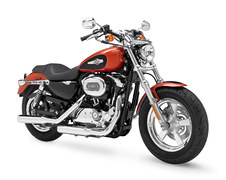 Photo of a 2011 Harley-Davidson XL1200C Sportster Custom