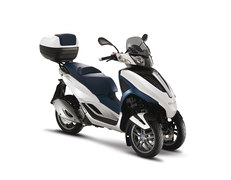 Photo of a 2011 Piaggio MP3 125 Yourban