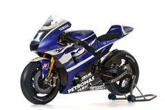 2011 Yamaha YZF-M1