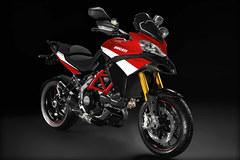 2011 Ducati Multistrada 1200 S Pikes Peak Edition