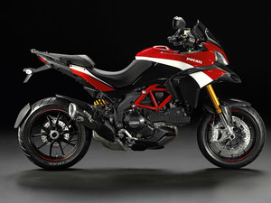 2011 Multistrada 1200 S Pikes Peak Edition