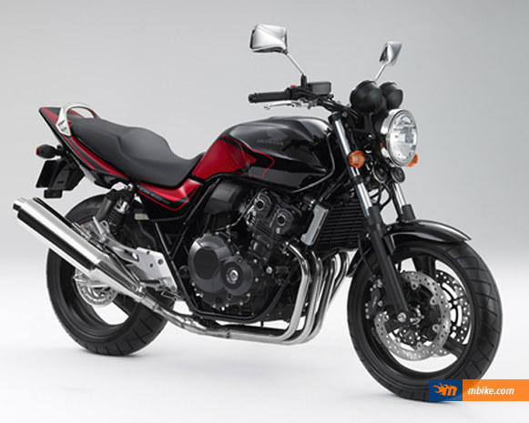2010 Honda CB 400 Super Four