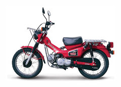 Photo of a 2004 Honda CT 110