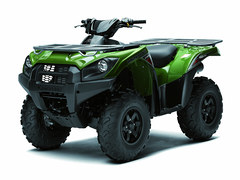Photo of a 2012 Kawasaki KVF750 4x4