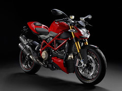 Photo of a 2011 Ducati Streetfighter S