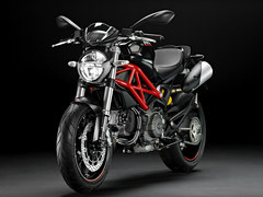 Photo of a 2011 Ducati Monster 796